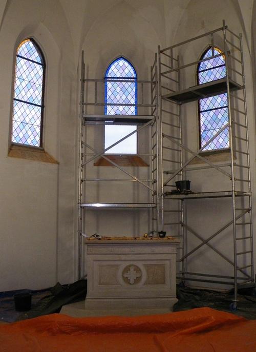 Kirche Bobbau